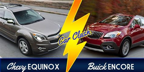 chevrolet equinox vs buick encore chevy trax vs buick encore 2017 2018 best cars reviews