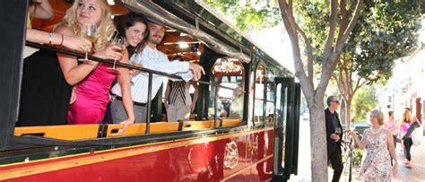 santa barbara trolley of lights santa barbara trolley co launches 13th annual trolley of