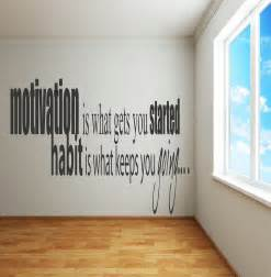 Wall Inspiration Inspirational Wall Quotes Quotesgram