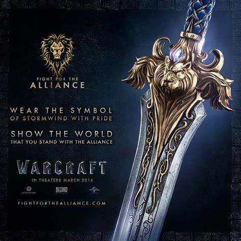 Warcraft Promo Artwork   Alliance Sword   Final Reel