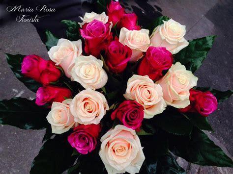 composizioni di fiori composizioni floreali bologna rosa fiorista
