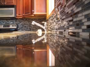 Kitchen Backsplash Tiles Glass by 12 Unique Kitchen Backsplash Designs