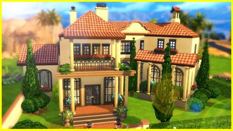 fancy house plans fancy home the sims 4 house building