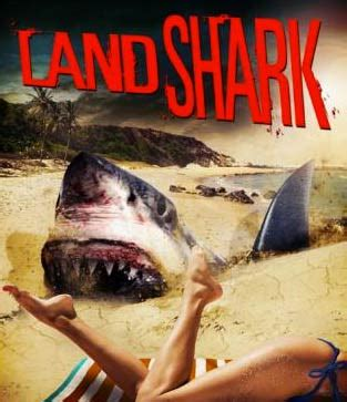 film it s in the water land shark trailer proves its not safe in or out of the