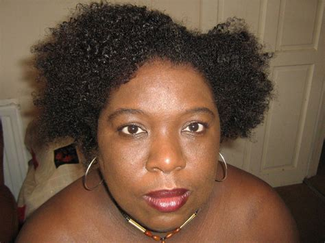 Nappy Afro Hairstyles by Nappy Afro With Taper Hairstyle 2013