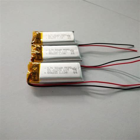 Battery Li Ion 3 7v 300mah 3 7v 300mah li polymer battery button cell battery li ion