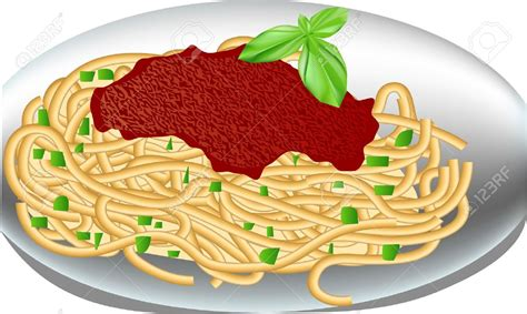 pasta clipart spaghetti clipart cliparts galleries