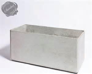 large planter boxes rectangular planter pots modern