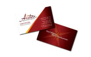 business cards exles business cards corporate identity ta