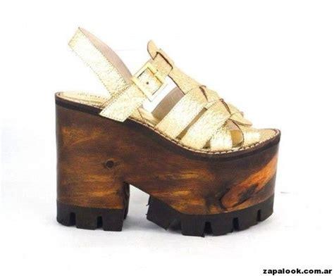 imagenes zapatos otoño 2015 sandalias con plataformas orange shoes primavera verano
