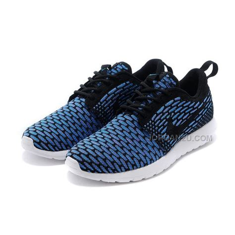 nike roshe run shoe nike roshe run knit womens shoes couples sneaker blue