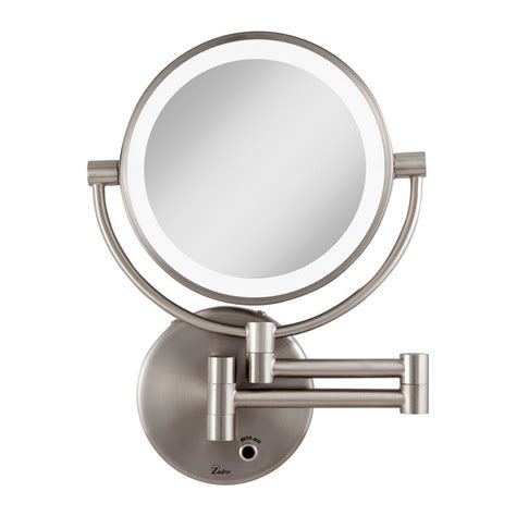 magnified bathroom mirror magnifying bathroom mirrors with lights lara led bathroom