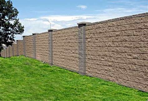 block fence pictures and ideas