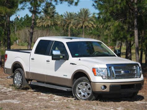 2012 Ford F 150 EcoBoost Road Test and Review   Autobytel.com