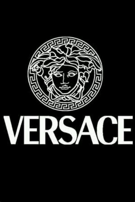 logo versace black black versace logo www pixshark images galleries with a bite