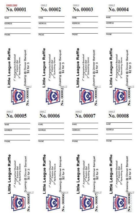 printable raffle tickets with stubs die besten 25 free raffle ticket template ideen auf