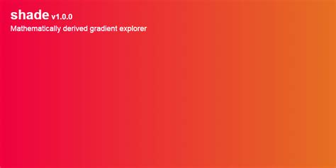 gradient background generator shade css javascript gradient generator bypeople