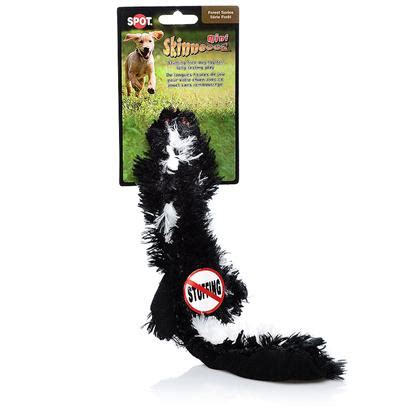 Skun Mini skinneeez plush skunk mini 15 quot chew toys petcarerx
