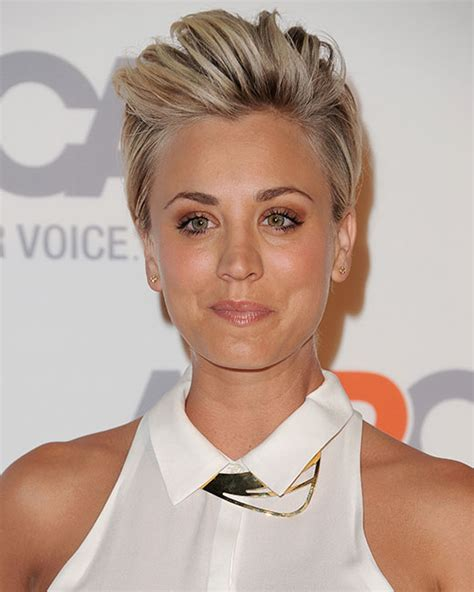 how to style hair like kaley cuoco kaley cuoco short haircut pictures haircuts models ideas