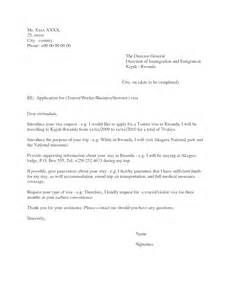 sle letter for visa request to embassy how to write