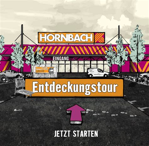len hornbach hornbach lockt mit virtuellen entdeckungstouren und