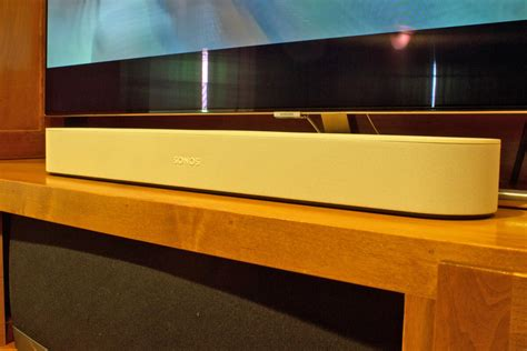 sonos beam review features galore   suited