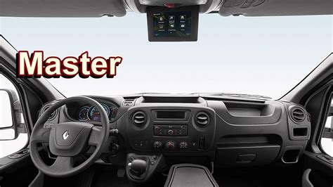 2019 Renault Master by 2019 Renault Master Z E Interior