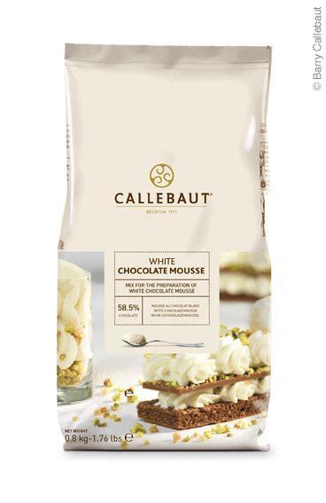 Callebaut Crispearls Stramberry 800 Gram callebaut white mousse mix 800g