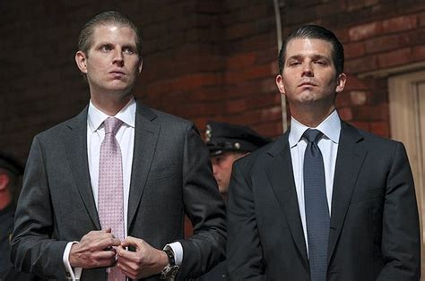 donald trump son eric trump illegally tweets a picture of his ballot