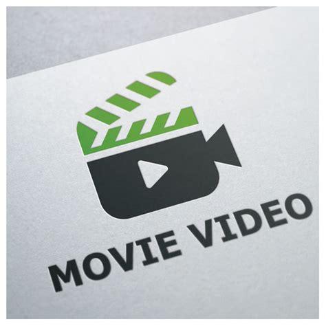 design logo video movie camera logo bevouliin