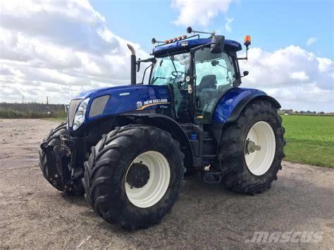 Auto Kaufen Holland by New Holland T7 250 Auto Command Gebrauchte Traktoren