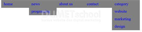 membuat website menggunakan codeigniter cara membuat submenu dinamis menggunakan codeigniter