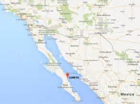 baja california mexico map stark insider tv exploring food wine in loreto baja