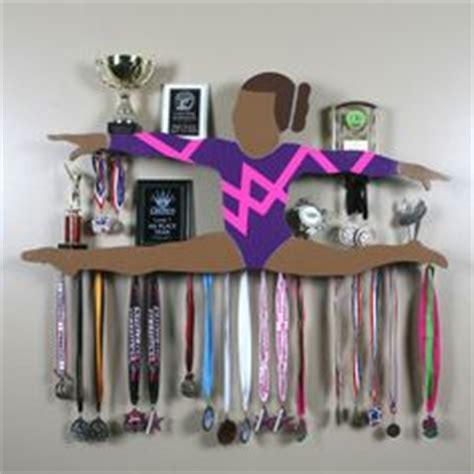 Gymnastics Trophy And Medal Shelf by 1000 Ideas About Award Display On Trophies