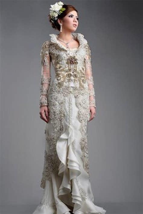 Baju Kebaya Untuk Nikah Muslim model kebaya nikah terbaru 2014 auto design tech