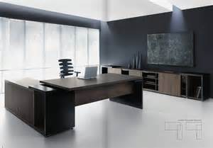 Executive Desks Modern The Look Contemporary Executive Desk Aio Contemporary Styles