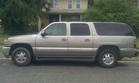 how does cars work 2002 gmc yukon xl 2500 electronic toll collection buy used 2002 gmc yukon xl 1500 slt no reserve in richmond
