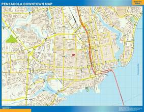 seattle vinyl map world wall maps store pensacola downtown map more than
