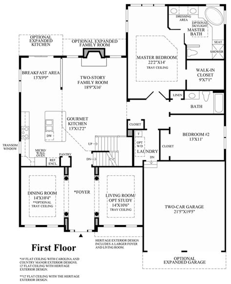 dominion homes floor plans dominion homes floor plans marysville ohio