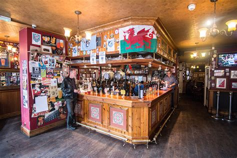 top 10 bars in cardiff the interior of one of the best pubs in cardiff the city