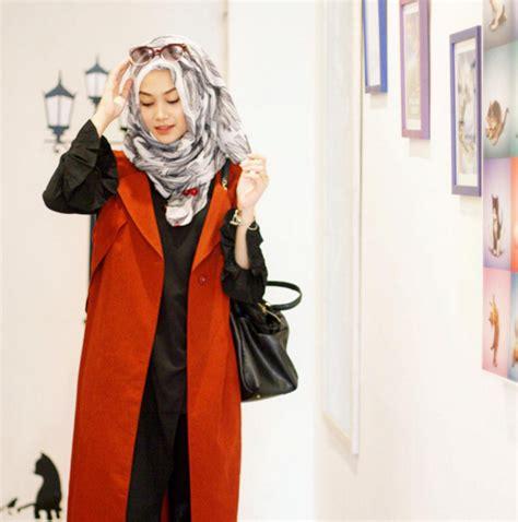Baju Tanpa Lengan By082a hai hijabers ini tips memilih baju untuk liburan yang comfortable tanpa terlihat rempong