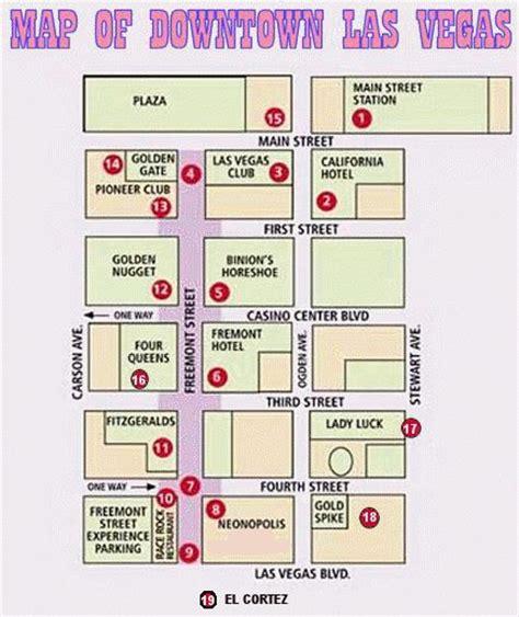 fremont las vegas map 25 best ideas about downtown restaurants on