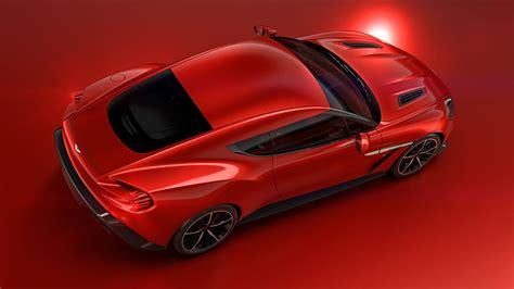 Newest Aston Martin by Aston Martin S Newest Vanquish Zagato Concept Will Get