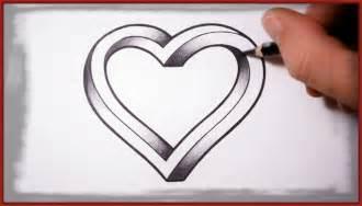 como aser corazones bonitos dibujos de corazones lindos para dibujar imagenes de corazon