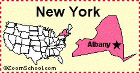 label new york state map printout enchantedlearning com new york facts map and state symbols enchantedlearning com