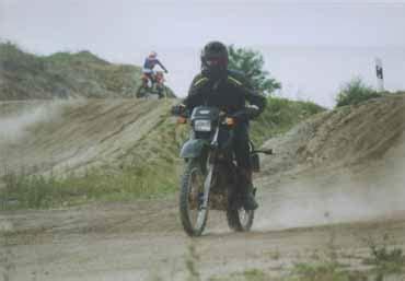 Honda Motorrad Xl 350 R by Falkman