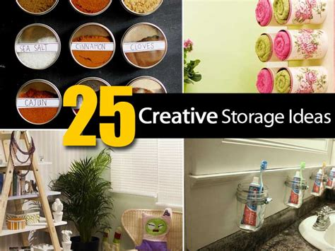 creative storage ideas 25 creative storage ideas