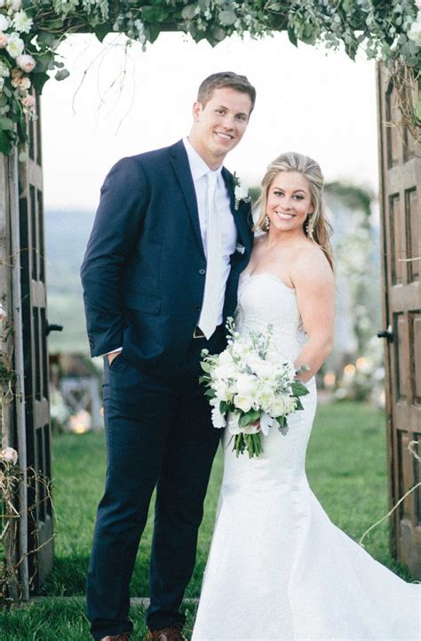 Mba Married By 2008 by Wedding Andrew East And Shawn Johnson Tie The