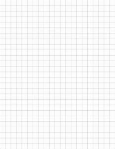 printable graph paper with margins free printable graph paper template instant download