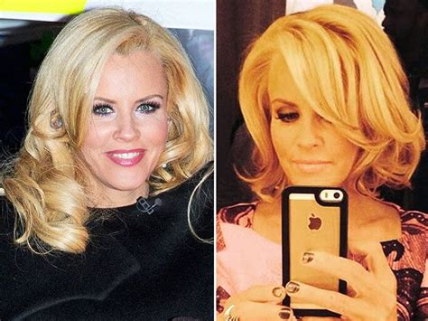 does jenny mccarthy have hair extensions with her bob 17 best images about hair on pinterest strawberry blonde